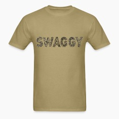 Swaggy Black T-Shirts