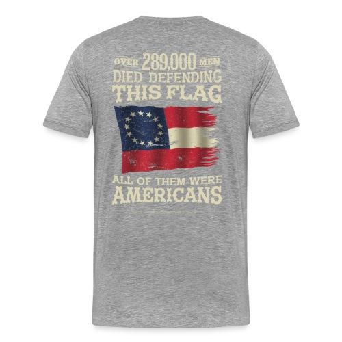 Dying for the Flag - Men's Premium T-Shirt