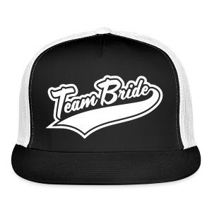 Team Bride - Wedding Party Apparel - Trucker Cap