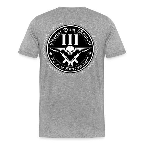 Three Percenter - Men's Premium T-Shirt