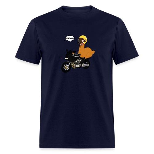 Llama Goose Men's Shirt - Men's T-Shirt