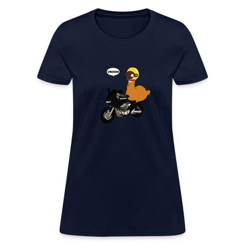 Llama Goose Women's Shirt - Women's T-Shirt