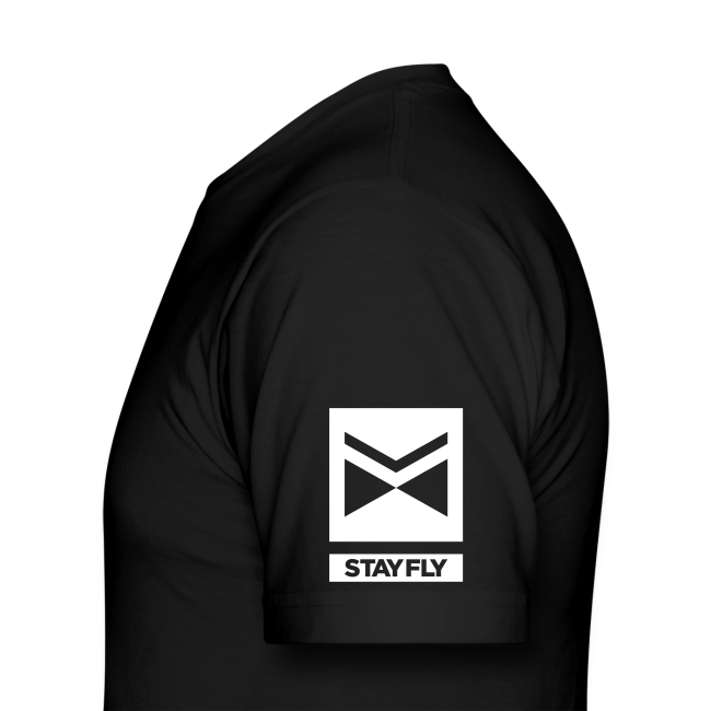 #MANFLYSTILL Stay Fly Premium T-Shirt - Limited Edition
