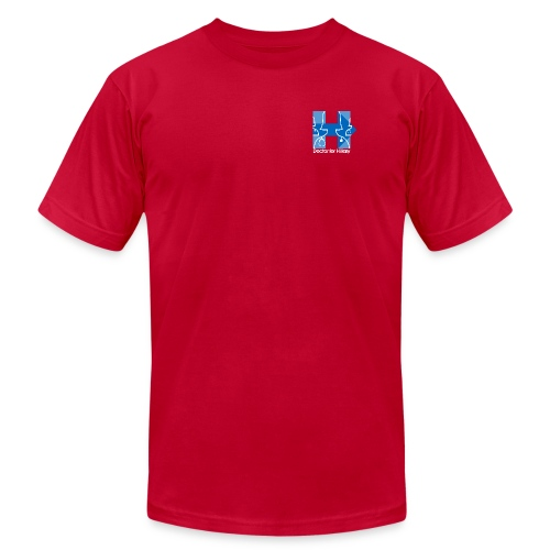 Doctor for Hillary - Men's  Jersey T-Shirt