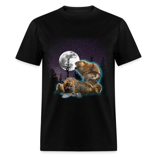 Majavaton Marraskuu Men's T-shirt - Men's T-Shirt