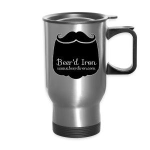 Traveling Beer'd - Travel Mug