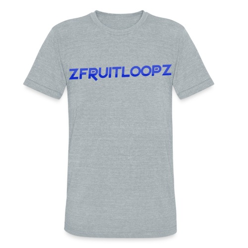 zFruitLoopz Orignal - Grey - Men - Unisex Tri-Blend T-Shirt