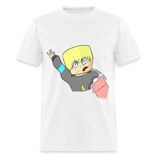 BradsArt Shirt - Erased - Men's T-Shirt