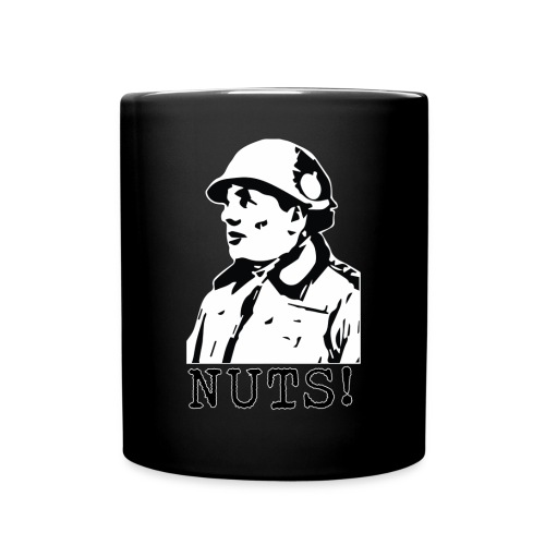 McAuliffe Nuts Mug - Full Color Mug