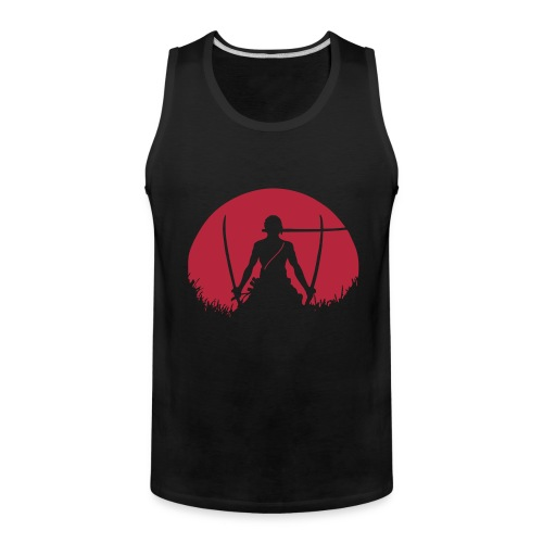 Zoro one piece 2 - Men's Premium Tank