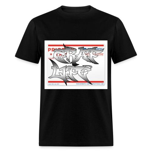 GrafLife 228 - Men's T-Shirt
