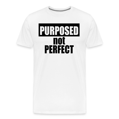 Purposed Tee (Men's) - Men's Premium T-Shirt