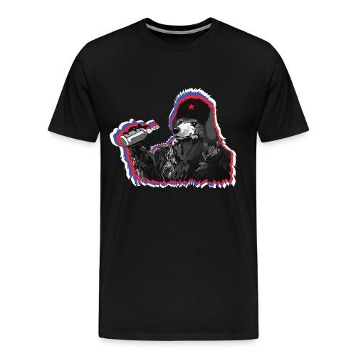 Vodka Bear - Men's Premium T-Shirt