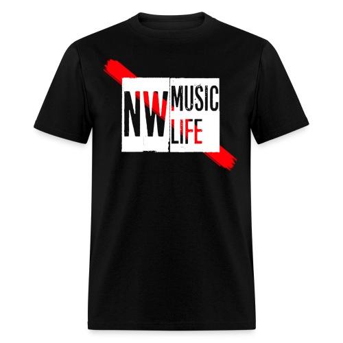 NW Music Life T-Shirt - Men's T-Shirt