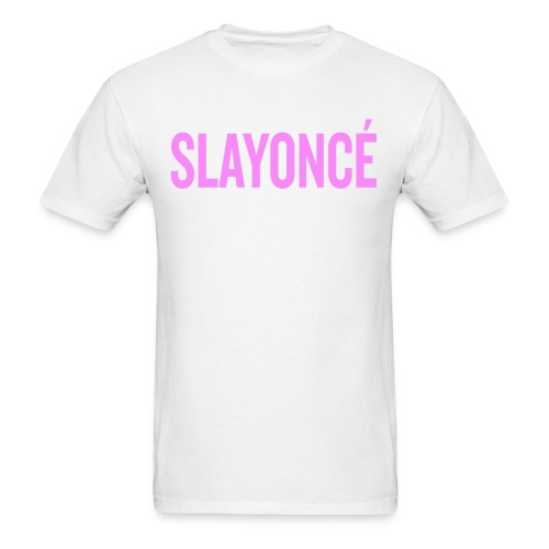 Slayoncé T-shirt - Men's T-Shirt