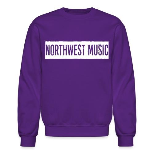 Northwest Music Crew - Crewneck Sweatshirt