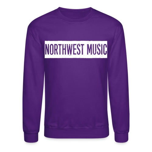 Northwest Music Crew - Crewneck Sweatshirt
