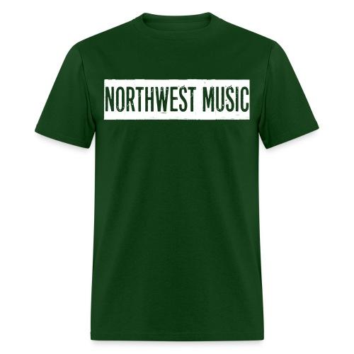 Northwest Music T-Shirt - Men's T-Shirt