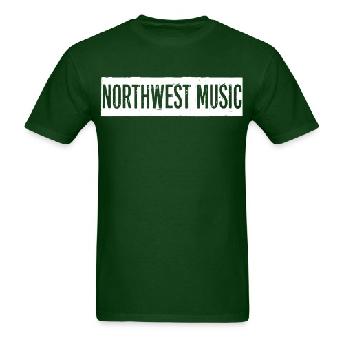 Northwest Music T-Shirt - Men's T-Shirt