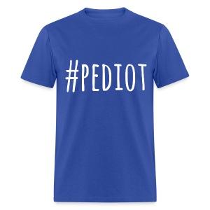 #pediot Men's t-shirt - Men's T-Shirt
