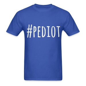 #pediot Men's t-shirt - Men's T-Shirt
