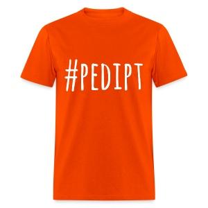 #pedipt Men's t-shirt - Men's T-Shirt