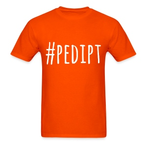 #pedipt Men's t-shirt - Men's T-Shirt