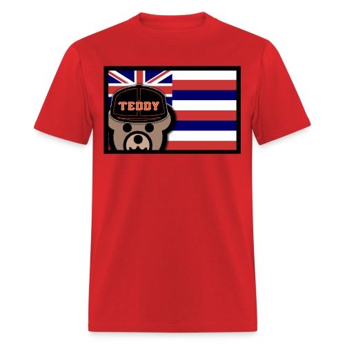 Teddy Hawaii - Men's T-Shirt