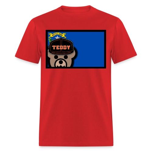 Teddy Nevada - Men's T-Shirt