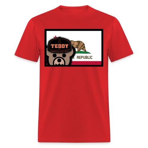 Teddy Cali - Men's T-Shirt