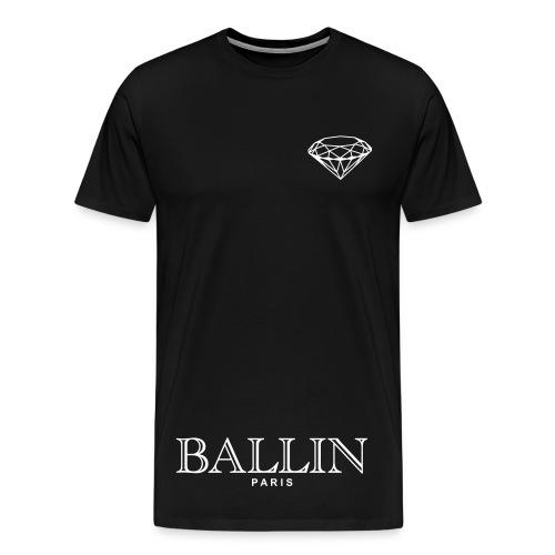 DG BALLIN TEE - Men's Premium T-Shirt