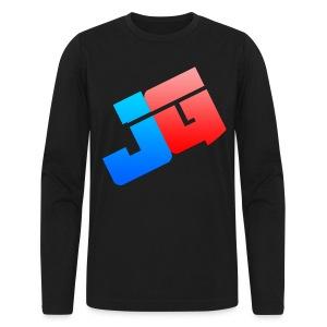 Jariaden Gaming Mens Long Sleeve Shirt - Men's Long Sleeve T-Shirt by Next Level