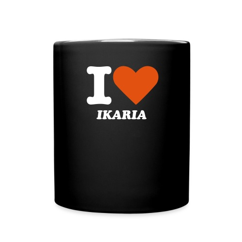COFFE I LOVE IKARIA - Full Color Mug