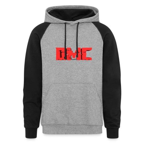 DMC Shirt - Colorblock Hoodie