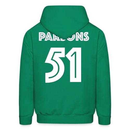 Mens Hoodie Parsons - Men's Hoodie