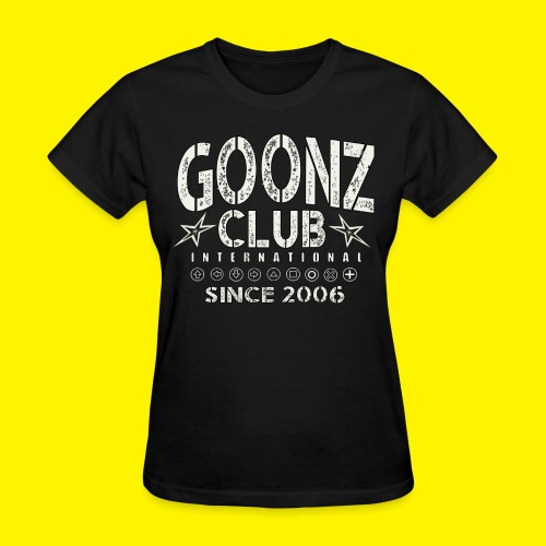 Goonz Club Women Tee - Women's T-Shirt