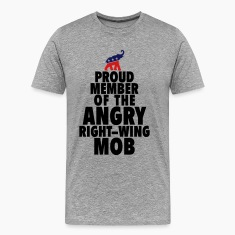 Angry Right Wing Mob