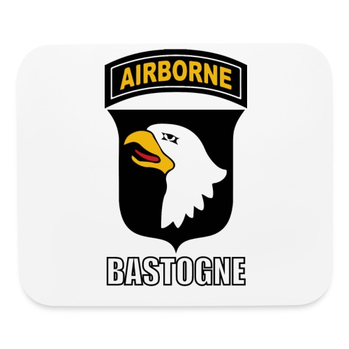101st Airborne Mouse Pad - Mouse pad Horizontal