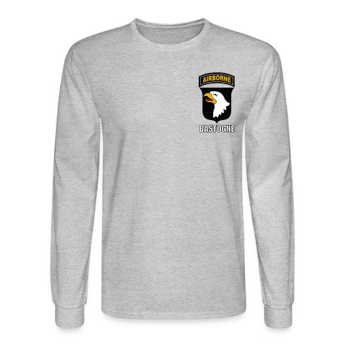 101st Airborne Long Sleeve - Men's Long Sleeve T-Shirt