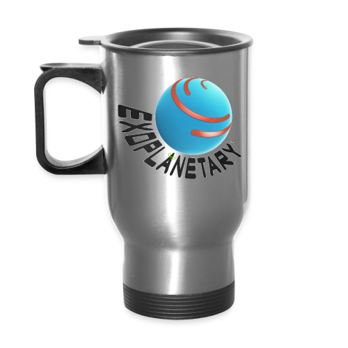 Starship Silver Exoplanetary Travel Mug - Travel Mug