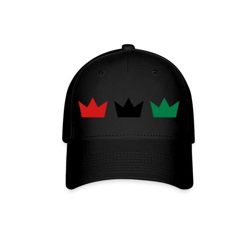 Pan-African Crown - Baseball Cap