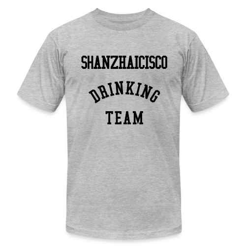 Shanzhaicisco Drinking Team™ - Men's Fine Jersey T-Shirt
