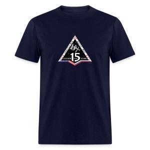 Mir Splashdown Reunion - 15 years - Men's T-Shirt