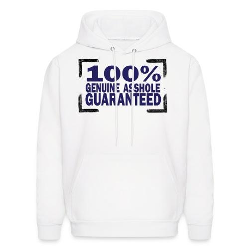 100% GENUINE ASSHOLE - Men's Hoodie