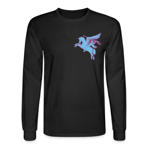 Pegasus Long Sleeve Men - Men's Long Sleeve T-Shirt
