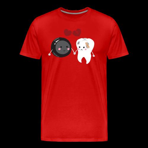 Not BFFs (3XL- Plus Sizes) - Men's Premium T-Shirt