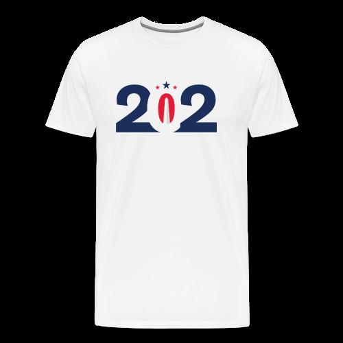 202 DC Pride (3XL- Plus Sizes) - Men's Premium T-Shirt
