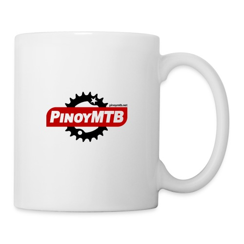 Pinoy MTB Mug- Filipino Mountain Bike Coffee Tea Mug - Coffee/Tea Mug