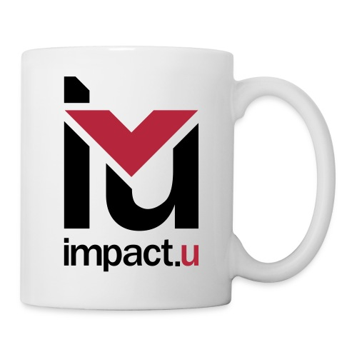 ImpactU White Mug  - Coffee/Tea Mug