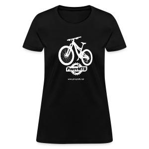 Pinoy MTB - Filipino Women's Mountain Bike T-Shirt - Women's T-Shirt